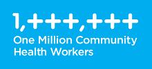 1MillionCommunityHealthWorkers Logo