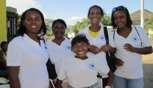 Проект «ЛаЛома» служит сообществам Консуэло и Куискеи в Доминиканской Республике при поддержке «Медицины для человечества».  Фото предоставлено Medicines for Humanity.