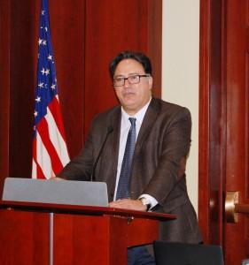 Dr. Ariel Pablos-Méndez